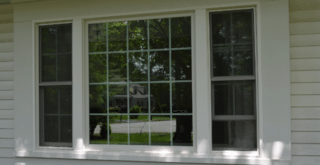 Global Home Improvement installed these beautiful Infinity Windows for a Morristown, NJ home.