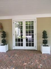 Our crew installed Marvin integrity French doors on this home in Glenside, PA! The resultsare outstanding and the doors are veryenergy efficient so they are guaranteed to improve your home's energy efficiency!