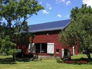 It was a great opportunity for us to install solar metal roofing on this barn in Lambertville, NJ. The results are breathtaking!