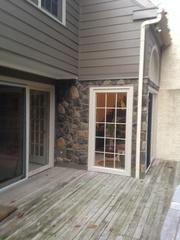 Stone siding is an aesthetic and function detail that is a welcomed addition to any home!