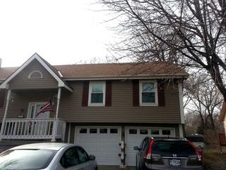 Replace Shingles and add Gutter Screens in Pleasant Valley, MO. Used Owens Corning Duration Shingles.