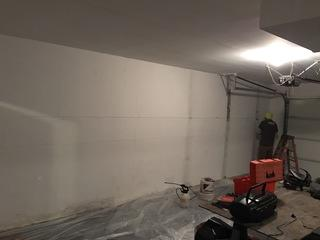 Bowing walls compromise the structural integrity of your home.