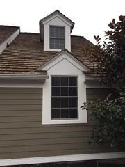 This historic home wanted to modernize while at the same time keeping with a more traditional look which is why these customers chose Marvin Windows with SDL Colonial Grids.