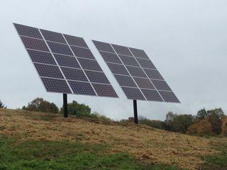 This 30-panel solar array will generate 9,130 kWh of electricity per year for this Camden, NY customer.