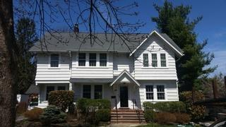Integrity Wood Fiberglass Windows are ideal for historic colonial homes because they offer a real wood interior with a durable fiberglass exterior. What's even better, is you can chose the option of simulated divided light grids to give an authentic colonial look.