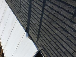 Plain 3-tab shingles.