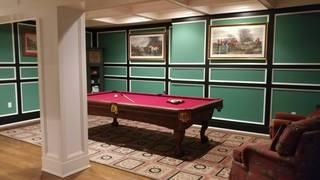 Adding a bonus room to your home can provide you with the space you need to enjoy favorite hobbies. This billiard room installed by LG Building and Remodeling is just one example of the possibilities!