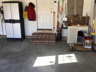 Homeowner William loves this space in his home the most, spending his time here is important which is why the sinking concrete was most concerning.