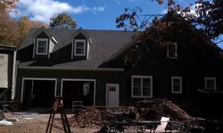"""If you have a """"gutted"""" project, a burn out, a total rebuild, addition or new home. Choose spray foam for that home! Seals and insulates all during the installation. No worries over passing the blower door tests... we do it right the first time!!"""
