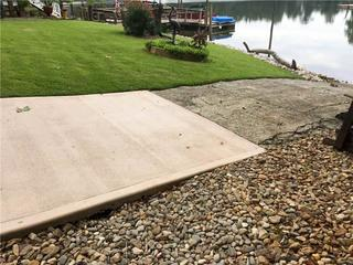 Homeowner Terry was sold on his home from the minute he saw the water and the boat ramp