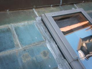 This skylight has been the source of major headaches for these homeowners, so it's time for it to be removed.