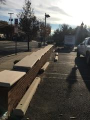 One of our long-term, commercial customers called us in to fix an issue with loose coping stones.