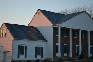 Steel slate is a great way to get that ultra durable designer roof your home deserves.