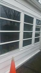 The home's existing windows were outdated and the homeowner wanted to replace them with an option that could let more light in and insulate the room.