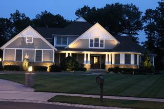 After being referred to us from a friend, these homeowners loved the curb appeal that was added to their home!