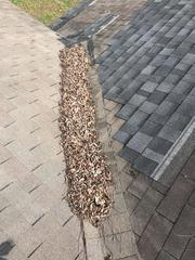 Valleys often are areas that collect debris and leaves, causing the shingles underneath to deteriorate quicker than the rest of the roof.