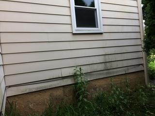 These homeowners wanted to upgrade their aluminum siding to something a bit more durable and energy efficient