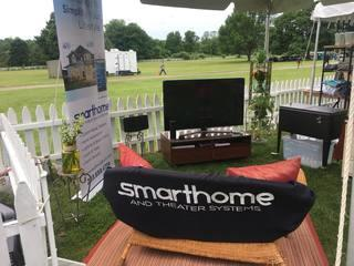 Smarthome was a sponsor at the Polo Grounds for Opening Day.
