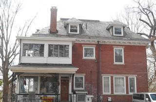 This 103-year-old, original roof brought tons of protection to this home, but was beginning to fail more heavily.