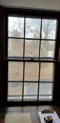Wood windows tend to expand, contract, and swell when exposed to hot and cold weather and especially moisture.