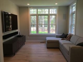 Beautiful clean and sleek install in this New Hampshire home.