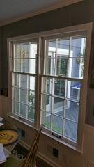 Wood windows tend to swell and crack, dropping their performance over time.