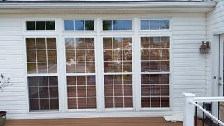 Lower grade vinyl windows tend to expand and contract in hot and cold weather, leading to cracking.