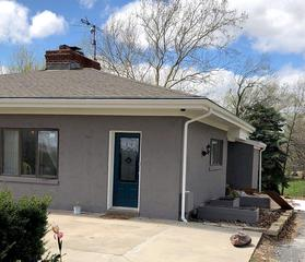 This is the overview photo which consisted of Sherwin Williams paint.