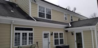 These homeowners wanted to swap their wood windows for something more durable and energy-efficient.