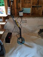 Annual Maintenance for Sump Pumps! Here at Clean Space Northwest we take pride in our work and ensure that the installs we do are successful and that we have happy clients.