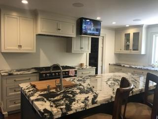 Remodel & addition to kitchen.