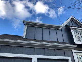 """New 6"""" Gutters installed all around."""