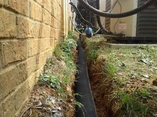 Drainage Solutions Installation