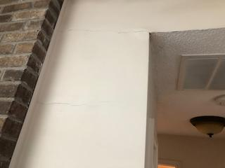 Cracks in the drywall throughout the house are a good indicator of settlement and maybe more obvious in the uppermost levels of your house.