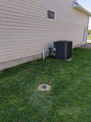 LawnScape outlets help drain water in no time!
