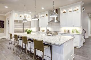 Kitchen remodeling and refacing.