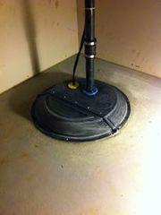 The lid is used to seal out radon and humidity on existing sump pump liners.