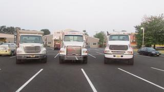 The 3 work horses of Quality Concrete.