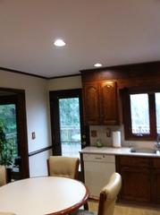 We painted the interior of this home in Shelton.