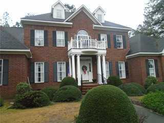 Bill's lovely home in Aiken, SC
