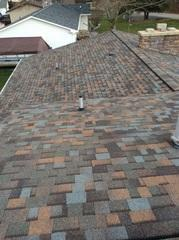 The Aged Copper color from Owens Corning looks fantastic!