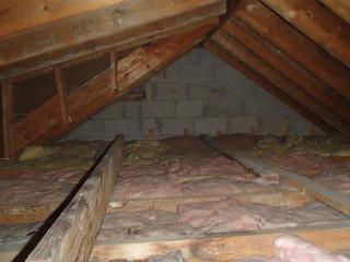If the insulation in your attic resembles that of this photo, it may not be doing its job. If there are gaps between insulation and the frame, heat and cold air are still able to travel through these spaces. Complete coverage and proper thickness of insulation is key to keeping your home comfortable. We offer a radiant barrier and other attic insulation in Wilmington, DE and surrounding areas throughout Delmarva.