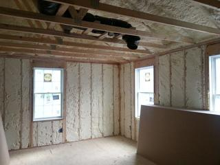 Open Cell Foam Insulation in Phelps, NY