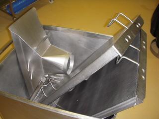 Pre-Rinse, Foam Scrub Rinse, Sanitize Daily