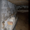 The foundation and floor needed to be protected