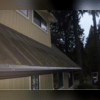 Completed Gutter Installation in Renton