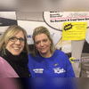 The weekend of March 10-12th we attended the Worcester Home Show! Pictured is our Sales Associate Alice and our Production Coordinator Kristal