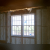 Our new construction spray foam insulation will provide maximum energy efficiency for this home in Brille, New Jersey.
