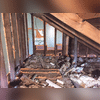 Air sealing is a huge part of insulating your home. This works in conjunction with the insulating materials and stops the air flow in the areas that you do not want to be losing your conditioned hot/cold air.