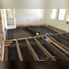 This matting will protect the crawlspace system in case of flooding.